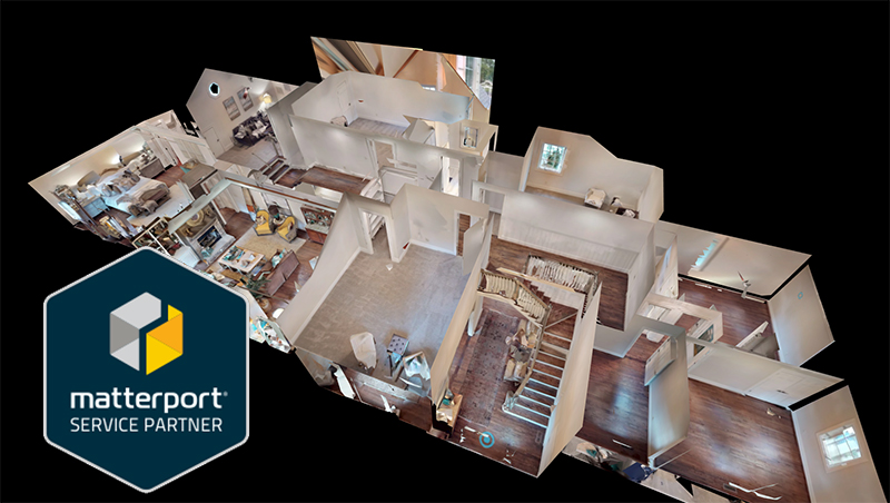 Matterport Services in New haven, Illinois